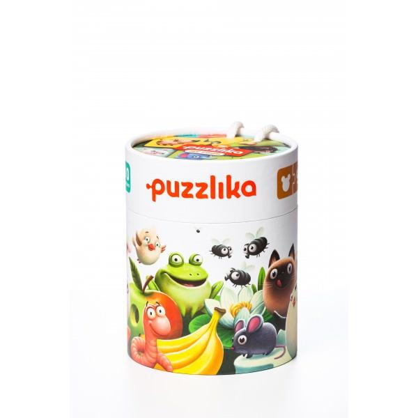 Puzzle - Cubika - Ce mancam thumbnail