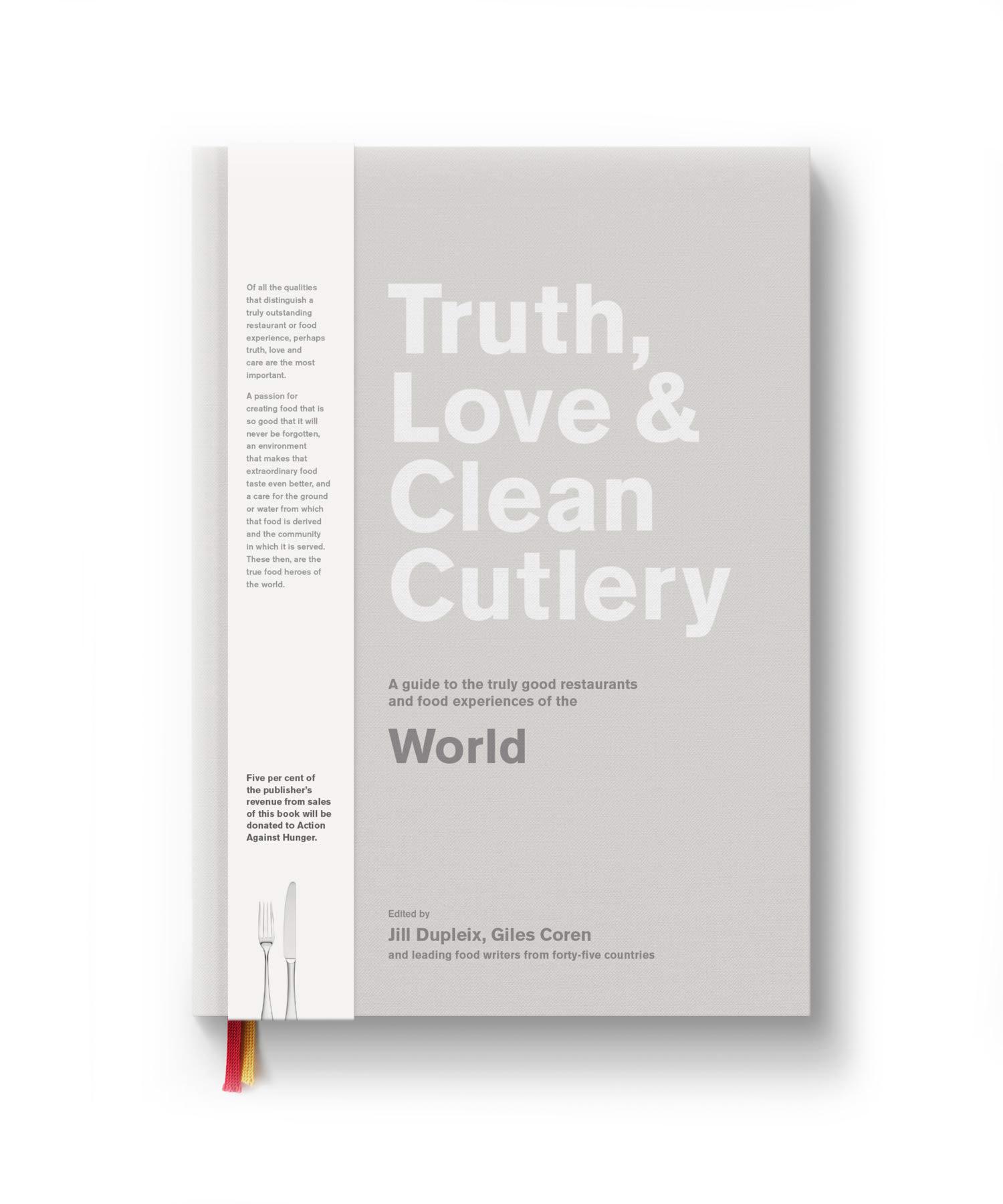 Truth, Love & Clean Cutlery