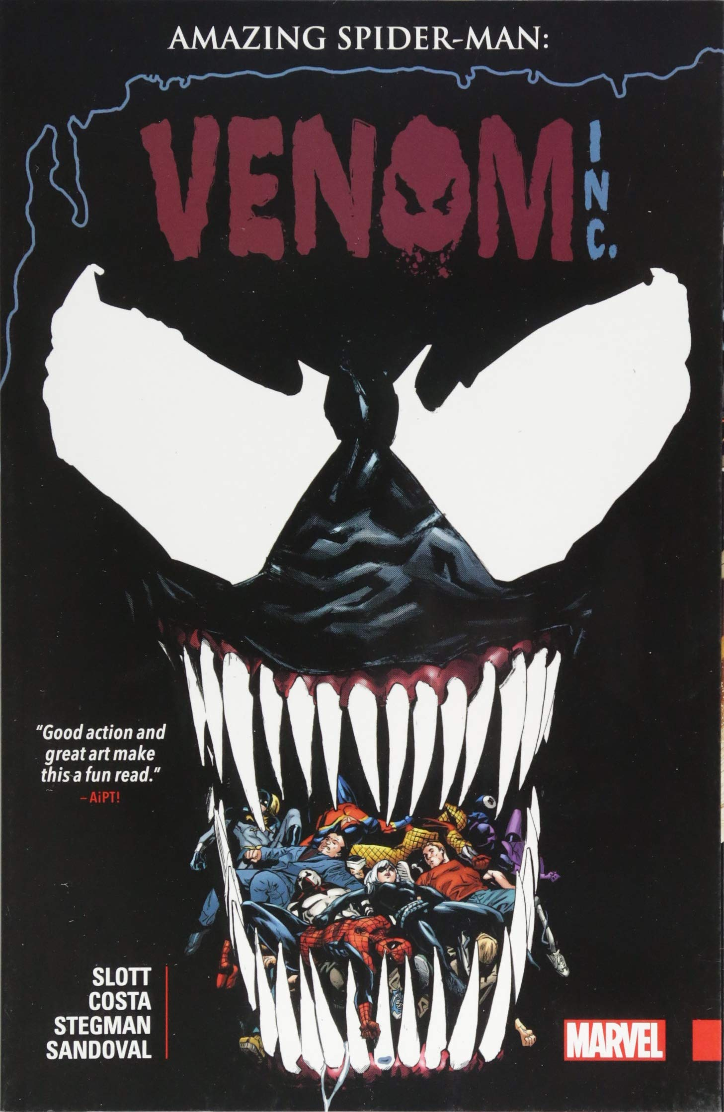 Amazing Spider-Man: Venom Inc. thumbnail