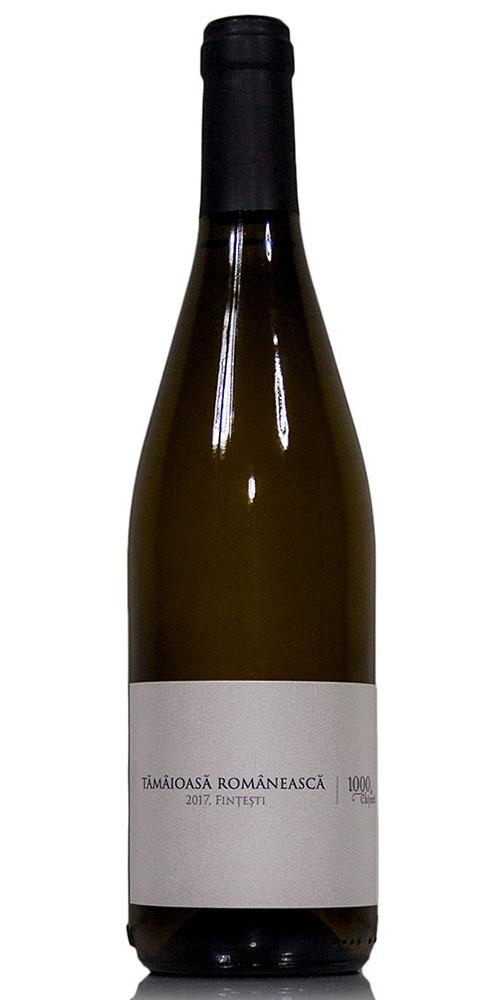 Vin alb - 1000 de Chipuri / Tamaioasa Romaneasca, alb, sec 2017 thumbnail