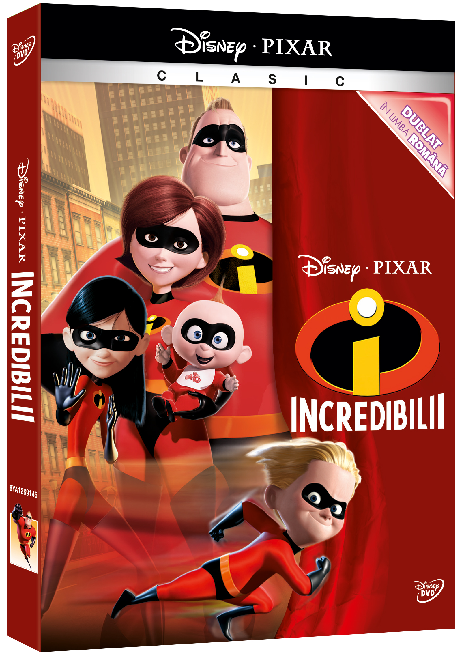 Incredibilii / The Incredibles thumbnail