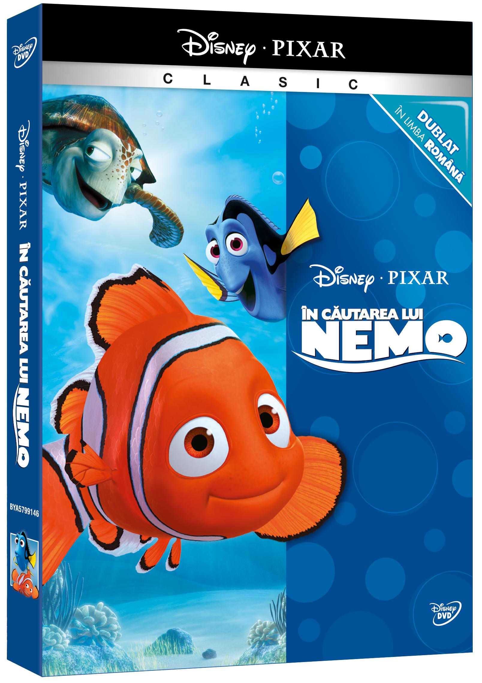 In cautarea lui Nemo / Finding Nemo thumbnail