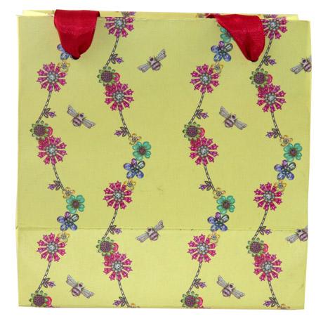 Punga Pentru Cadou - Flower Trail | Swan Mill Paper