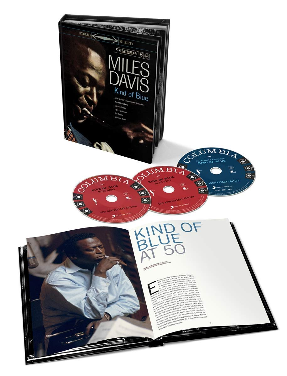 Kind Of Blue Deluxe 50Th Anniversary Collector's Edition thumbnail