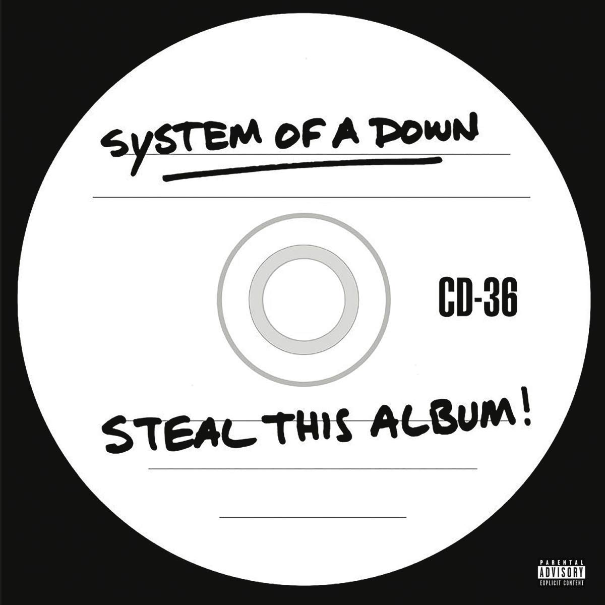 Steal This Album! - Vinyl thumbnail
