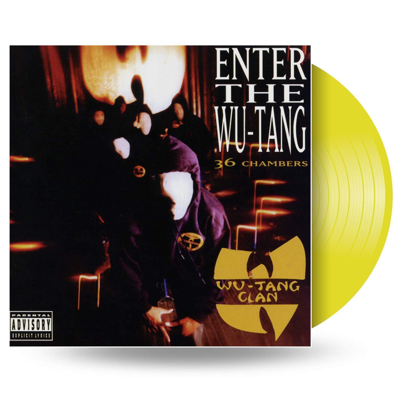 Enter The Wu-Tang Clan - Vinyl thumbnail