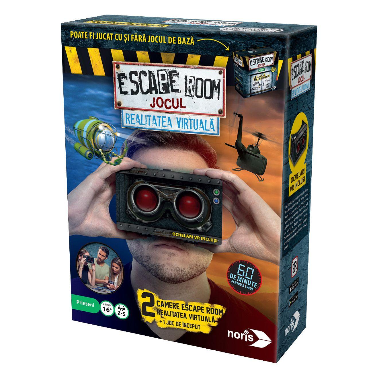 Escape Room - Virtual Reality thumbnail