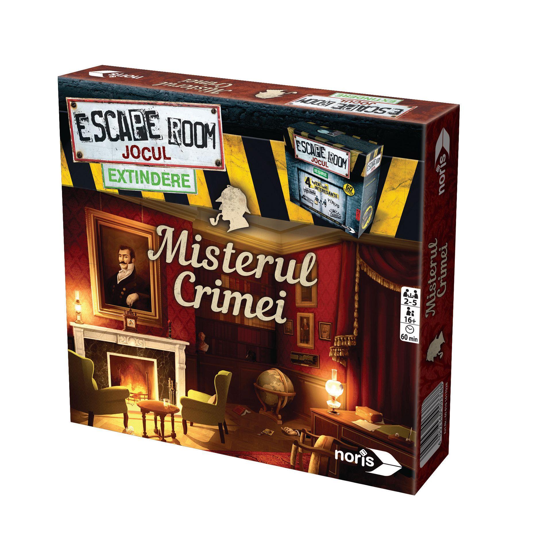 Escape Room - extensie Misterul Crimei | Noris - 1