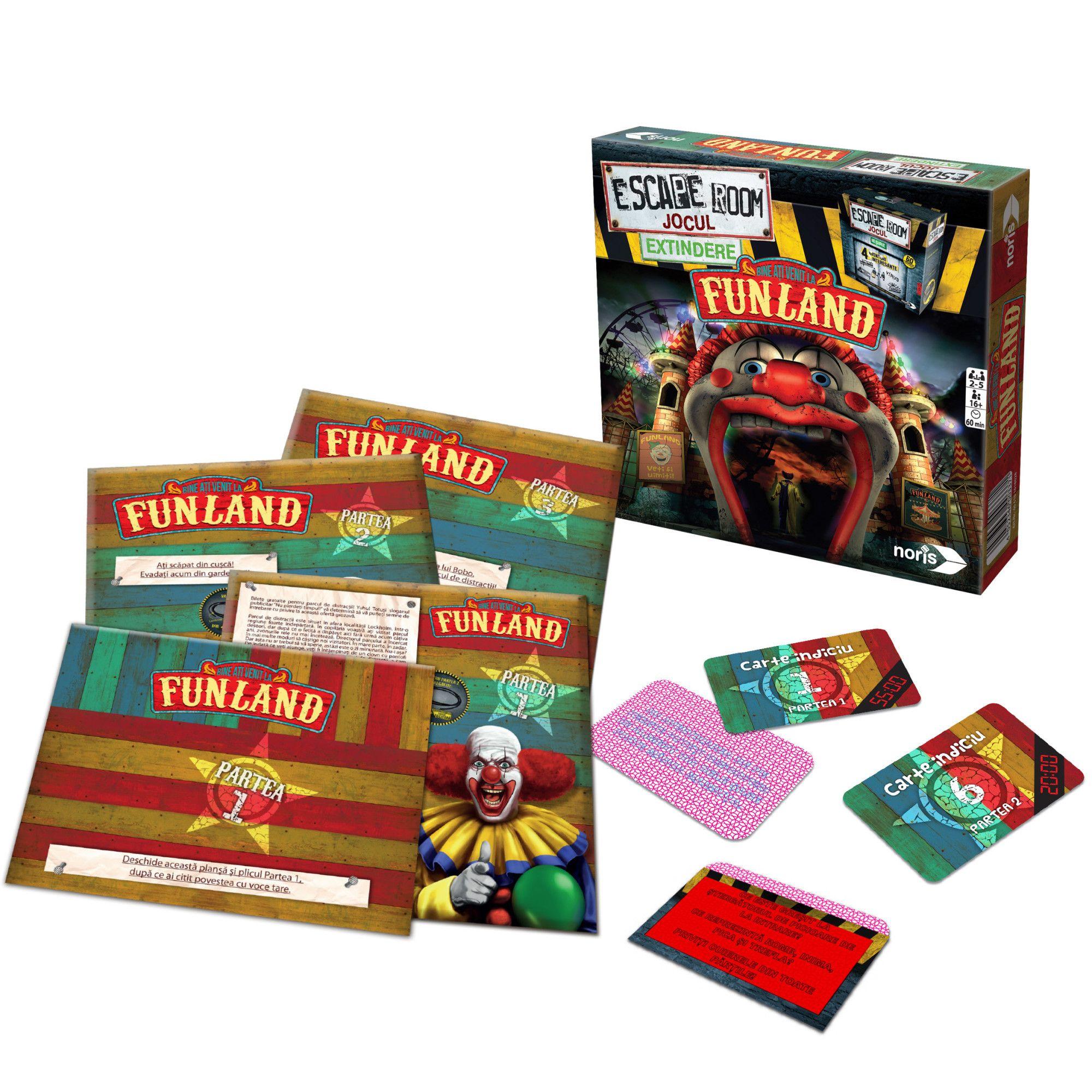 Escape Room - extensie Funland thumbnail