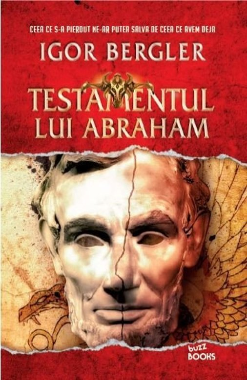 Testamentul lui Abraham | Igor Bergler