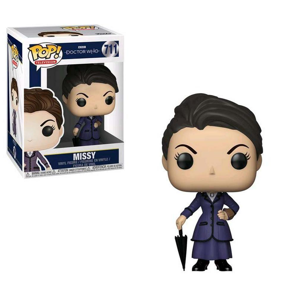 Figurina - Funko pop! Doctor Who: Missy thumbnail