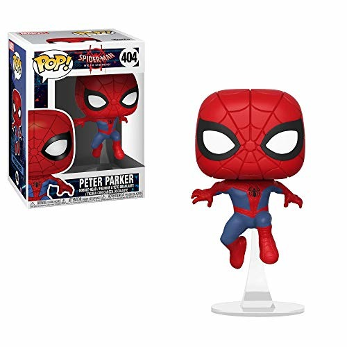 Figurina - Funko pop! Bobble: Marvel: Spider-Man Animated: Spider-Man thumbnail