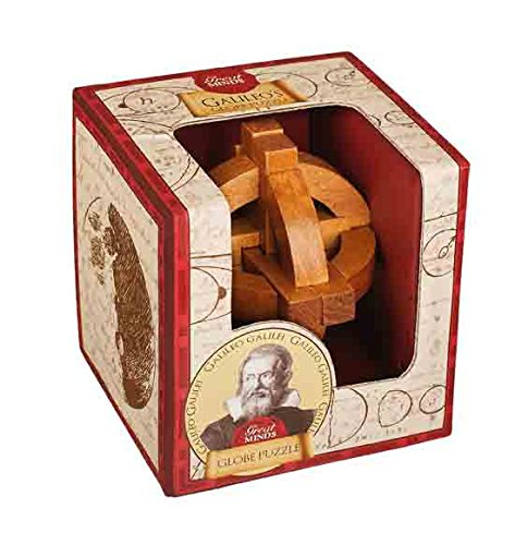 Puzzle - Galileo's Globe | Professor Puzzle