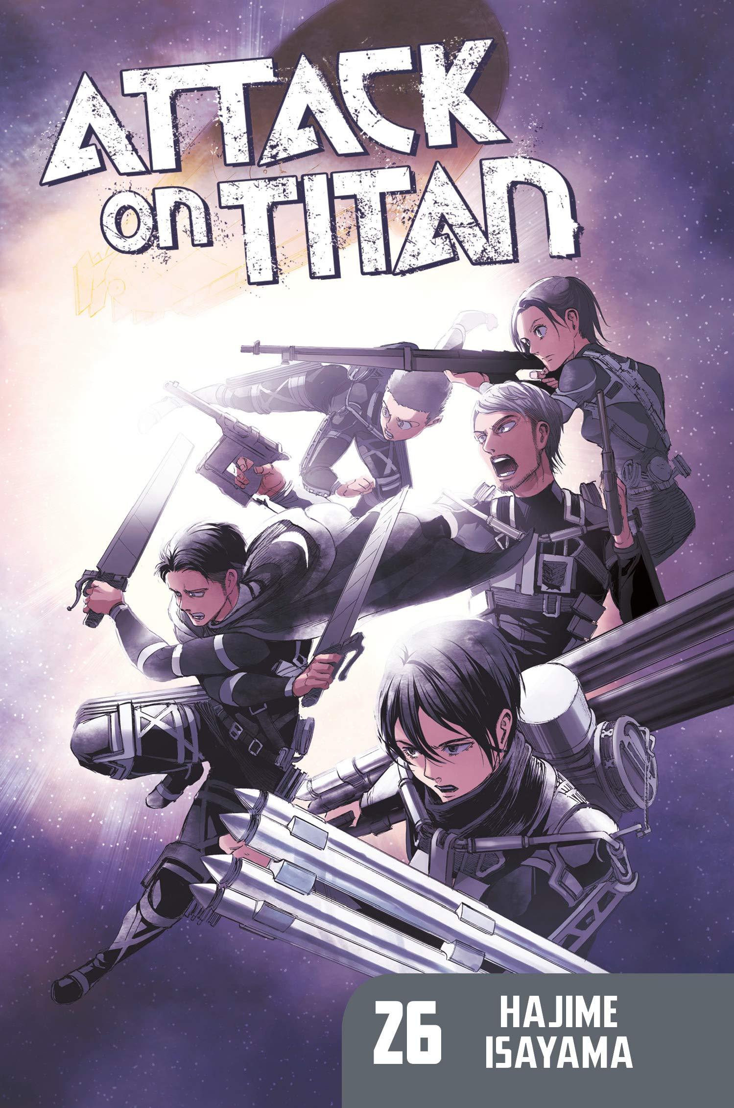 Attack on Titan 26 thumbnail