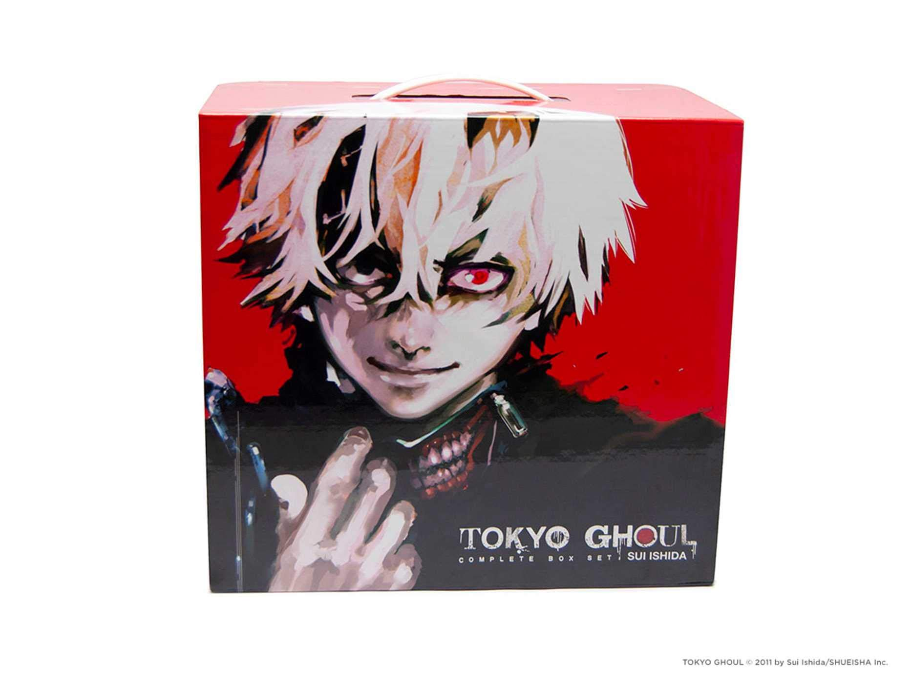 Tokyo Ghoul Complete Box Set thumbnail