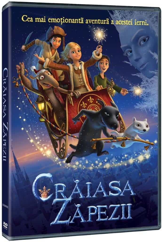 Craiasa Zapezii / Snow Queen thumbnail