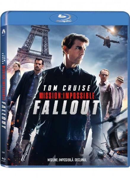Misiune Imposibila: Declinul / Mission: Impossible - Fallout (Bluray Disc) thumbnail