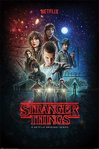 Poster Maxi - Stranger Things thumbnail