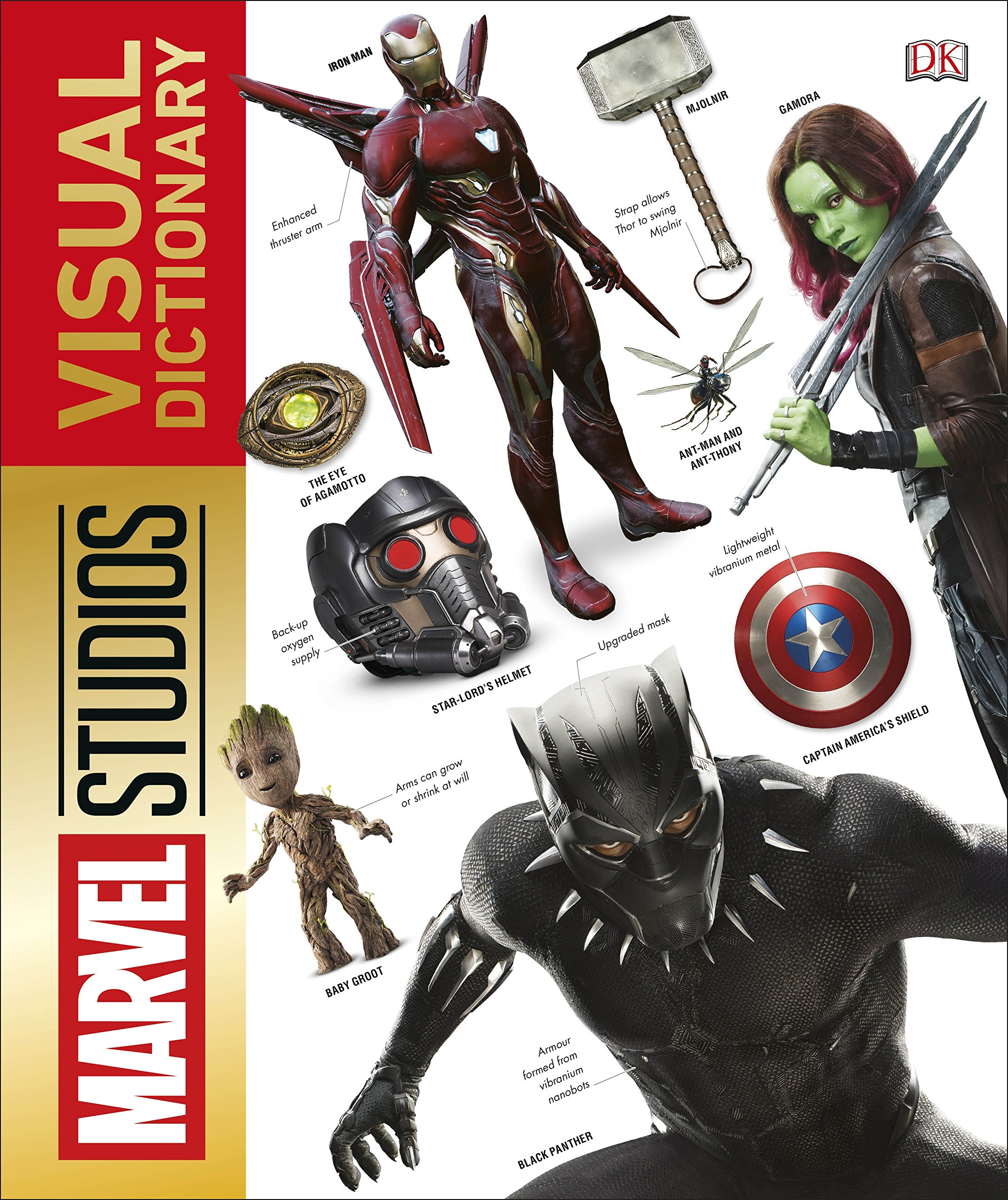 Marvel Studios Visual Dictionary thumbnail