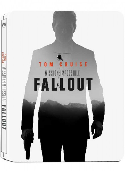 Misiune Imposibila: Declinul / Mission: Impossible - Fallout (Bluray 4k Steel Book) thumbnail
