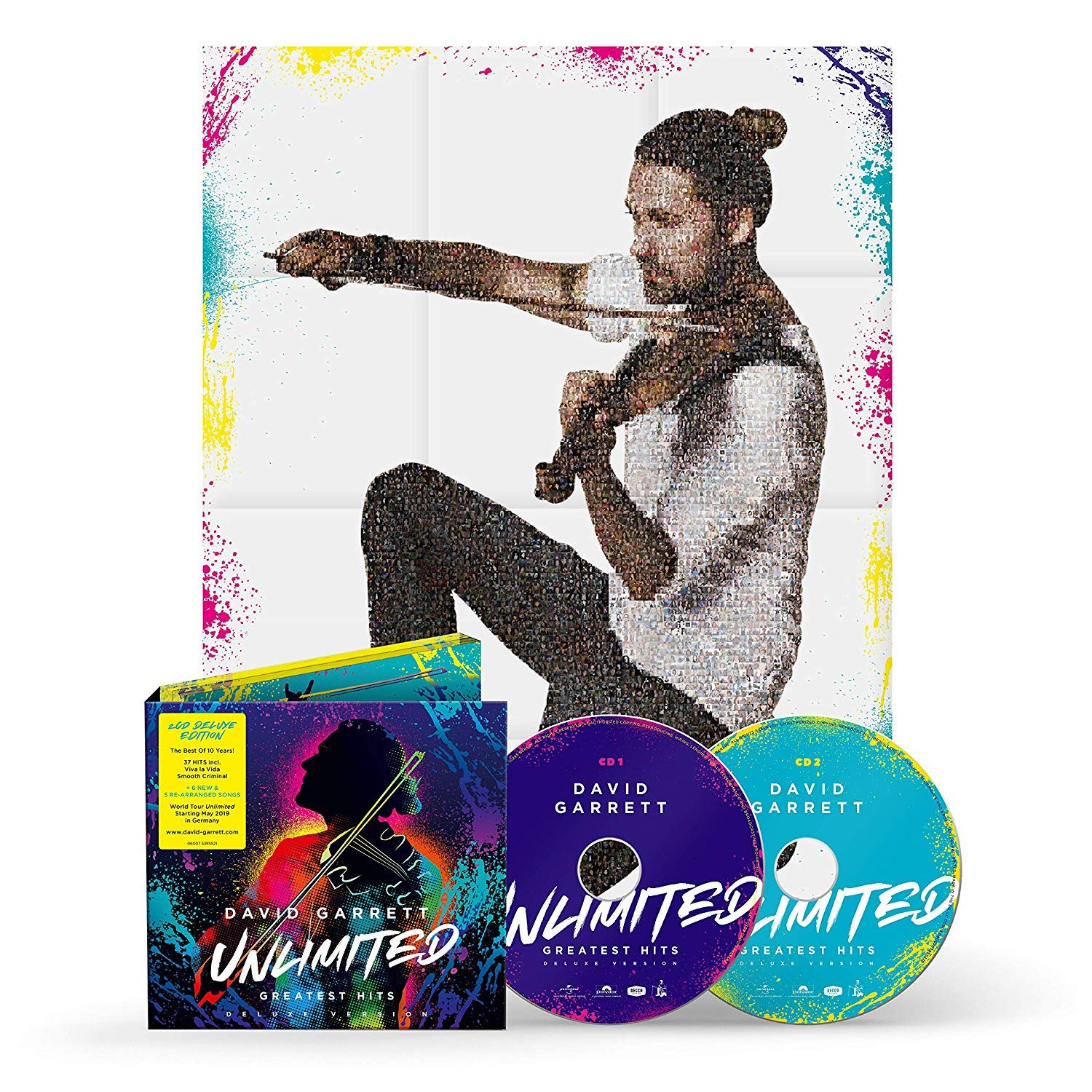 Unlimited - Greatest Hits thumbnail