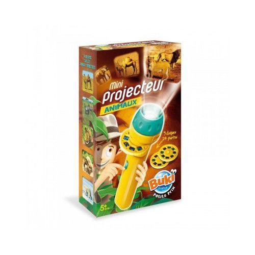 Jucarie educativa BUKI France Mini Projector - Wildlife thumbnail