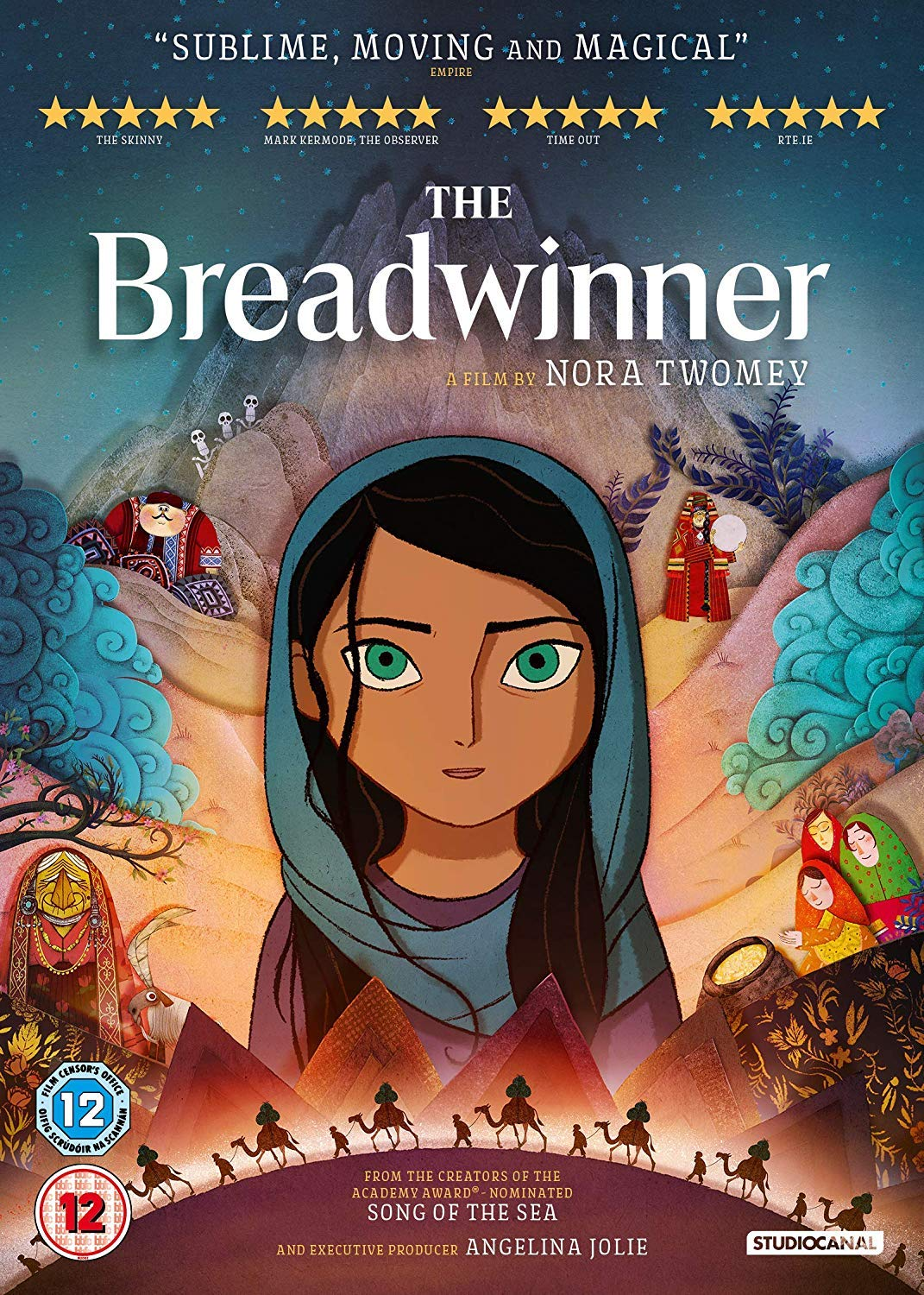 The Breadwinner (DVD) thumbnail