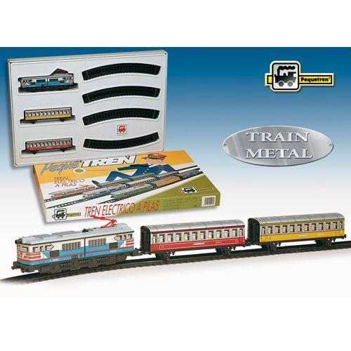Jucarie - Trenulet Electric   Pequetren