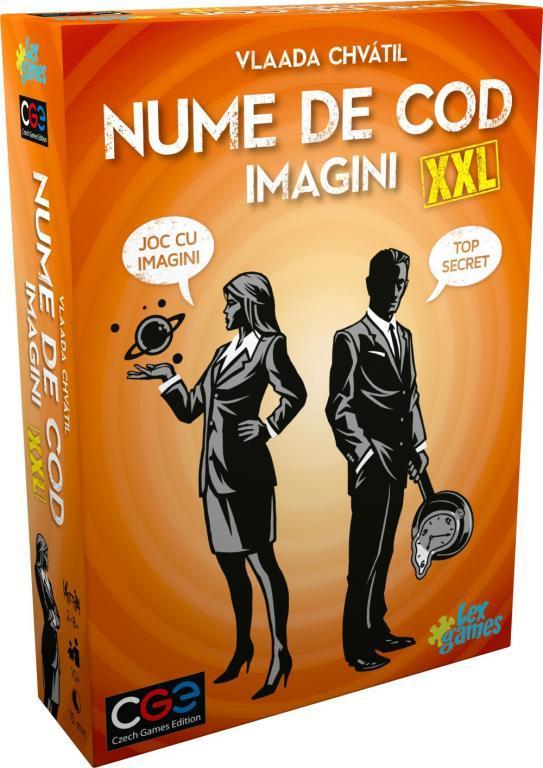 Nume de Cod: Imagini XXL | Czech Games Edition