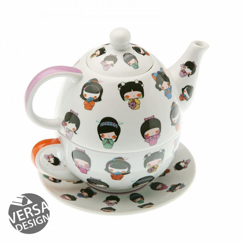Ceainic tea for one - Kimono thumbnail