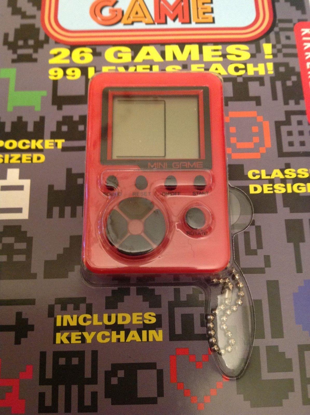 Joc - Pocket Retro Arcade - Keychain thumbnail