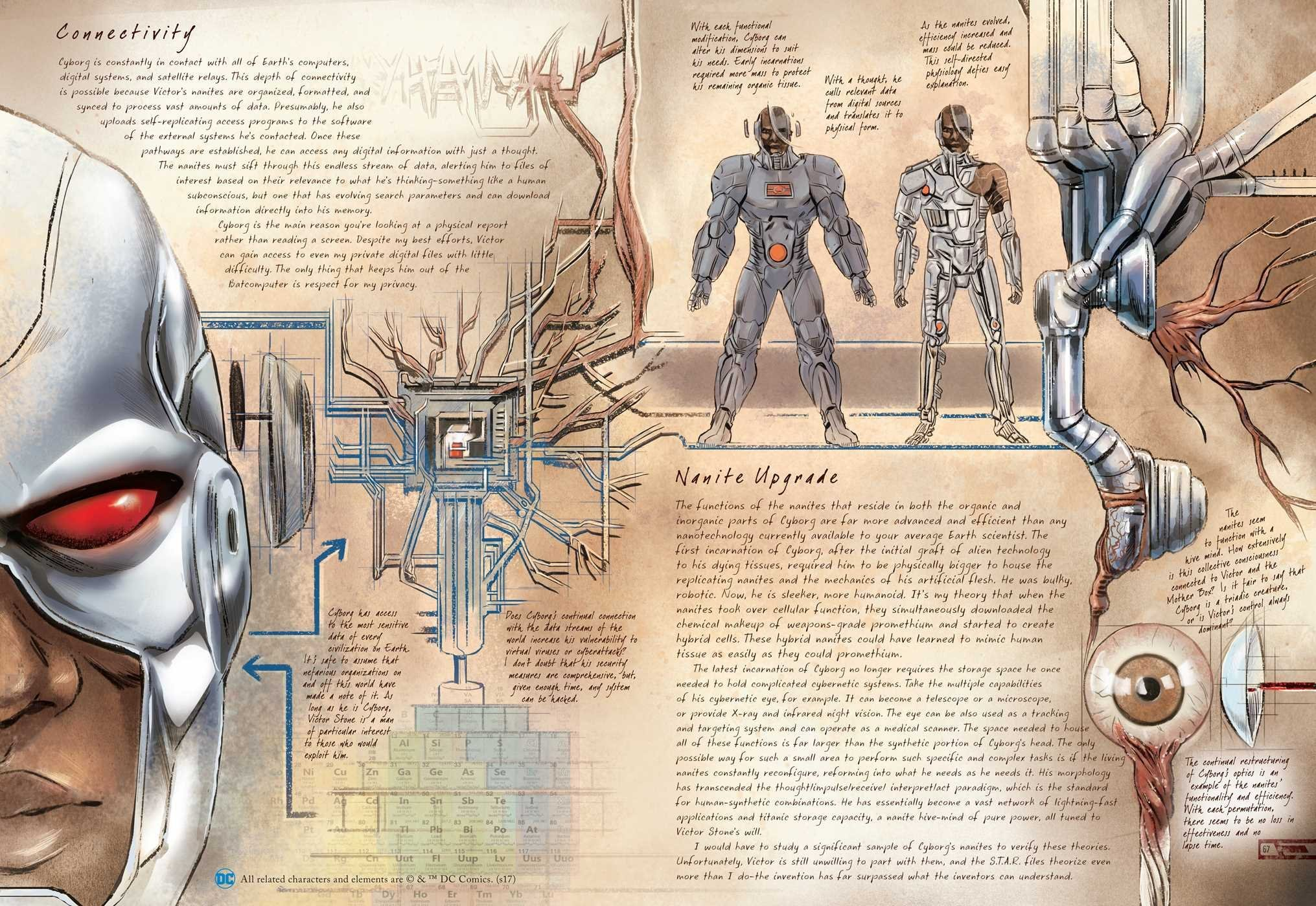 DC Comics: Anatomy of a Metahuman thumbnail