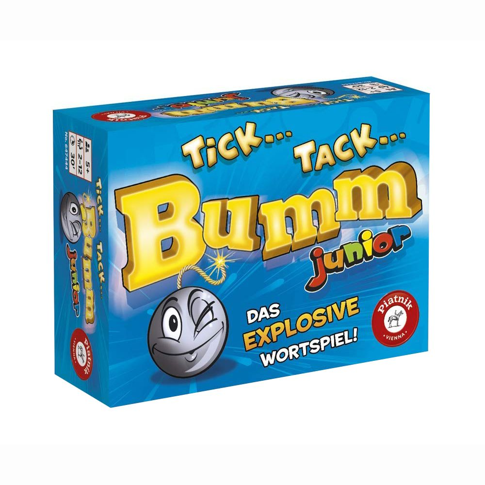 Tick tack Bumm junior | Piatnik