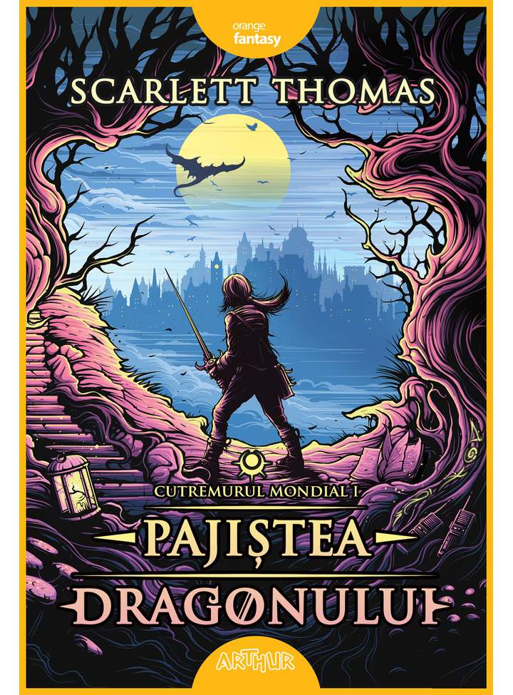Pajistea Dragonului | Scarlett Thomas