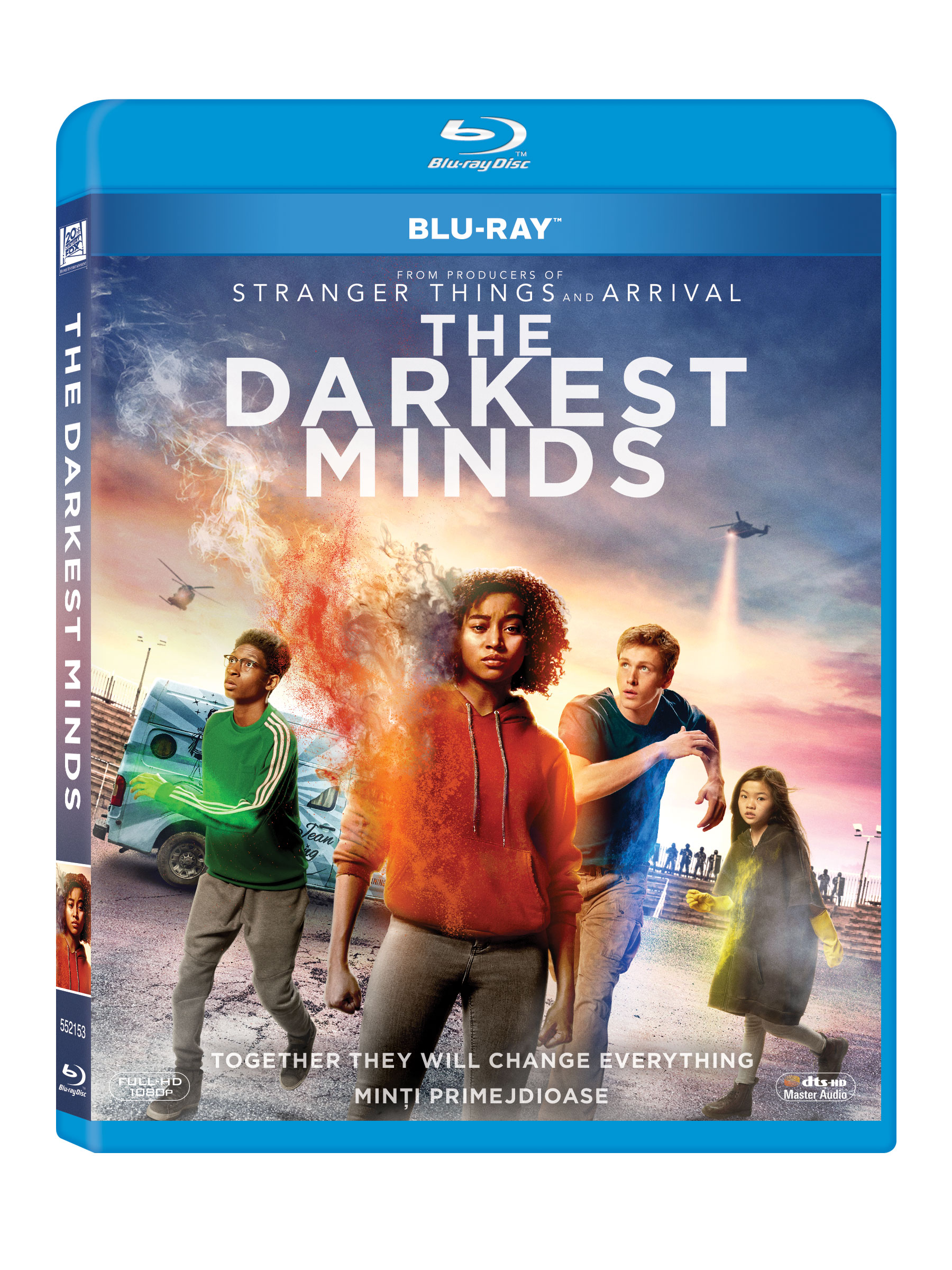 Minti Primejdioase (Blu Ray Disc) / The Darkest Minds thumbnail