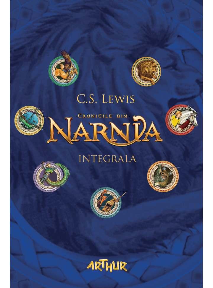 Pachet integral Cronicile din Narnia | C.S. Lewis