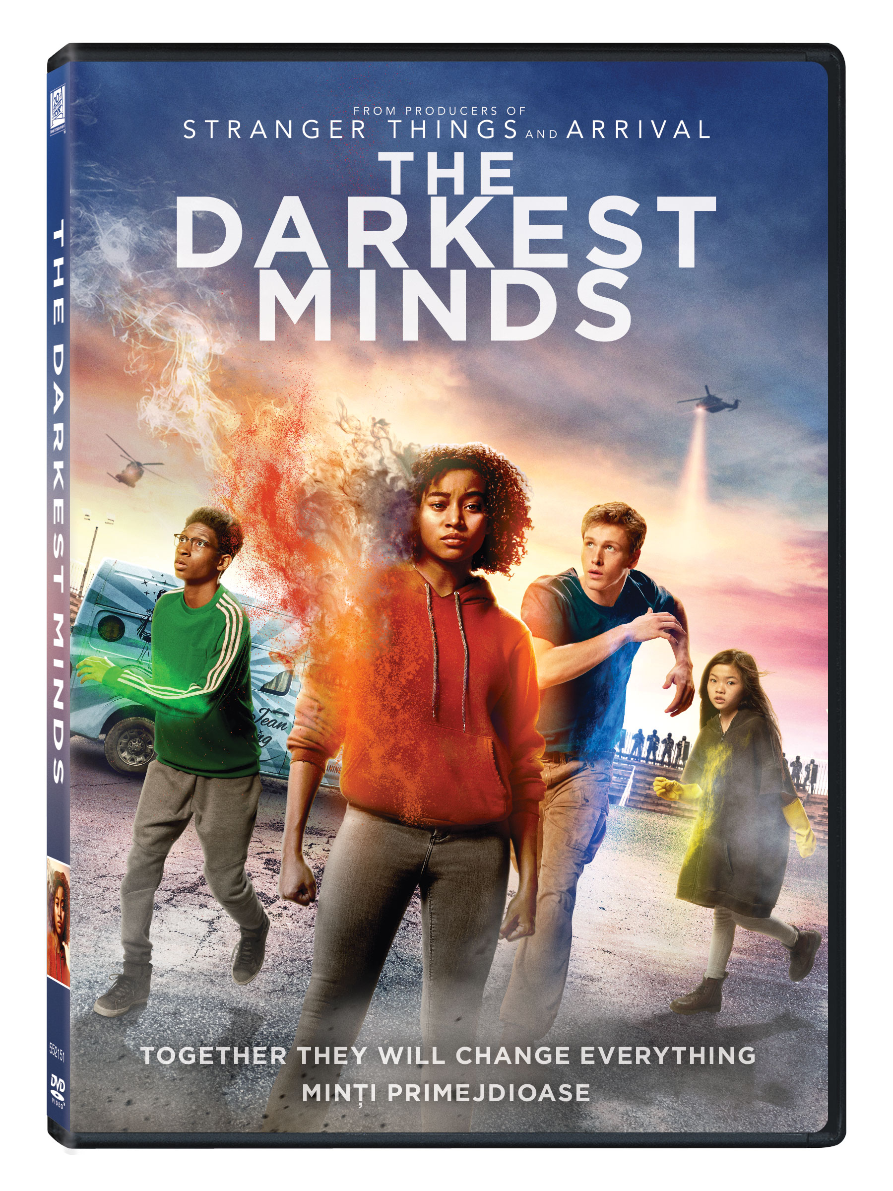 Minti Primejdioase / The Darkest Minds