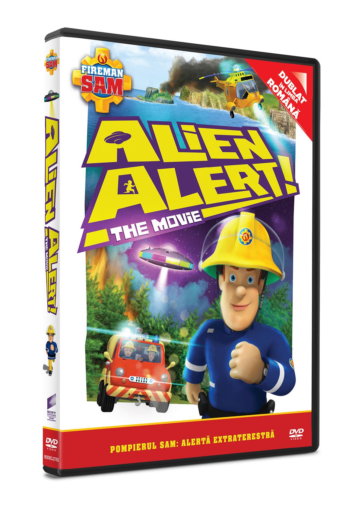 Pompierul Sam: Alerta extraterestra / Fireman Sam: Alien Alert! The Movie