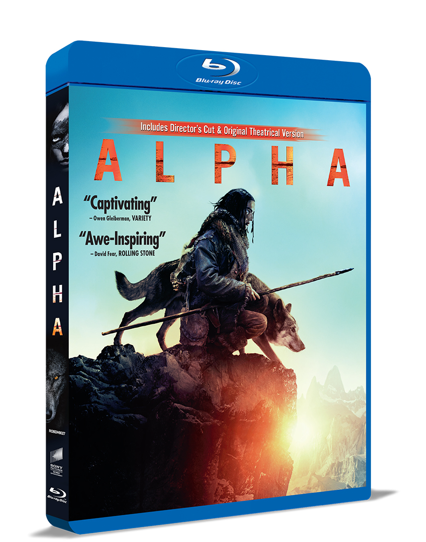 Alpha (Blu Ray Disc) / Alpha thumbnail