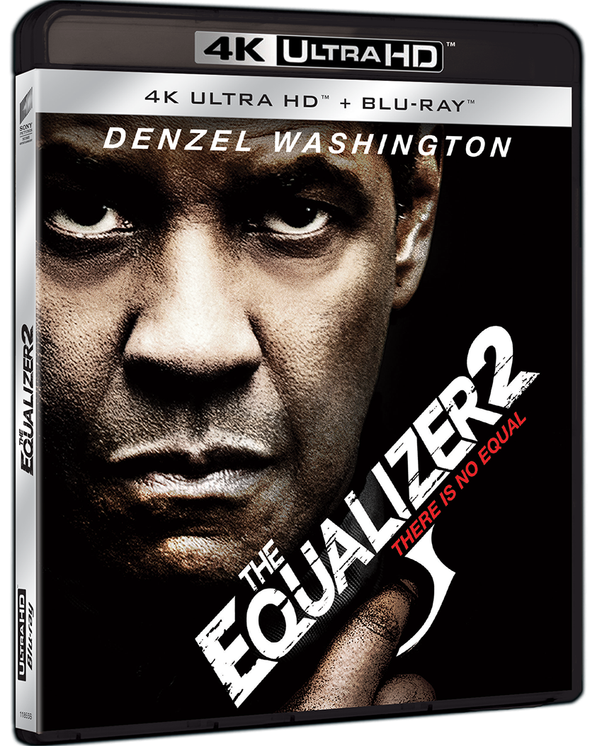 Equalizer 2 (4K Ultra HD + Blu-ray) / The Equalizer 2 thumbnail