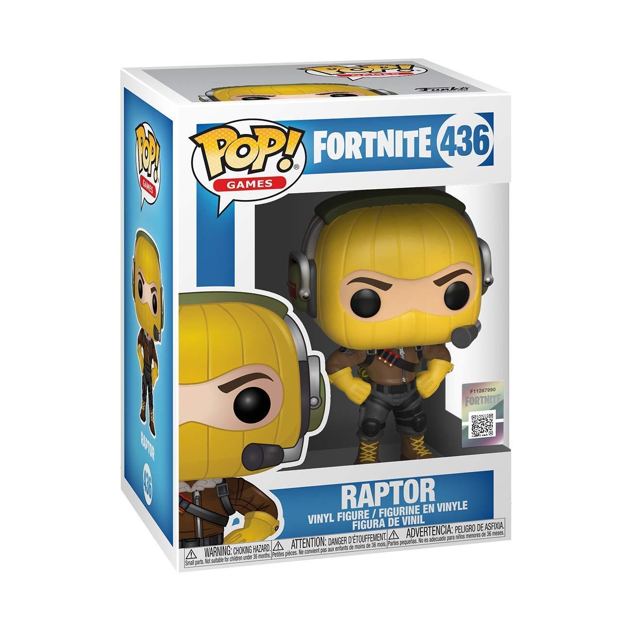Figurina - Fortnite - Raptor thumbnail