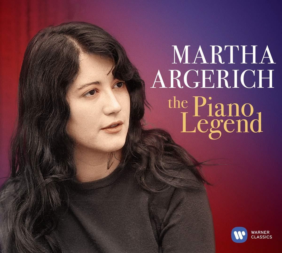 Martha Argerich: The Piano Legend thumbnail