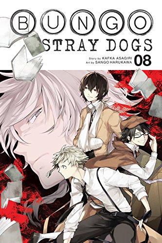 Bungo Stray Dogs - Volumul 8 thumbnail