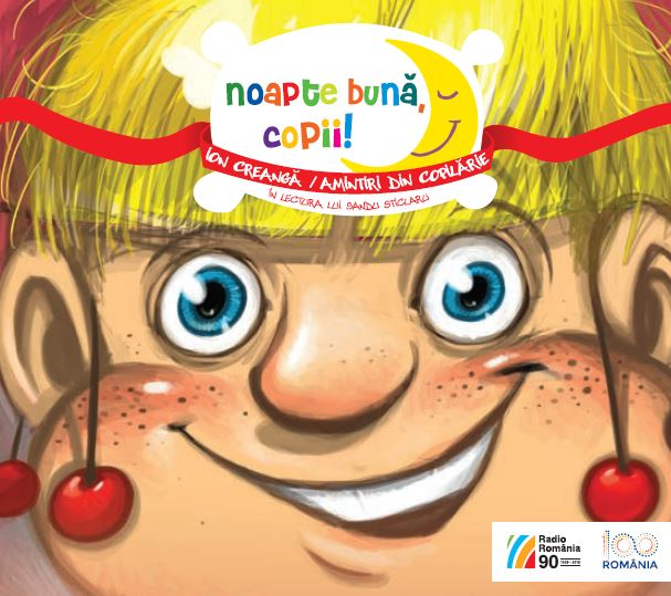 Amintiri din copilarie - Audiobook