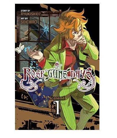 Rose Guns Days Season 1, Vol. 1 thumbnail