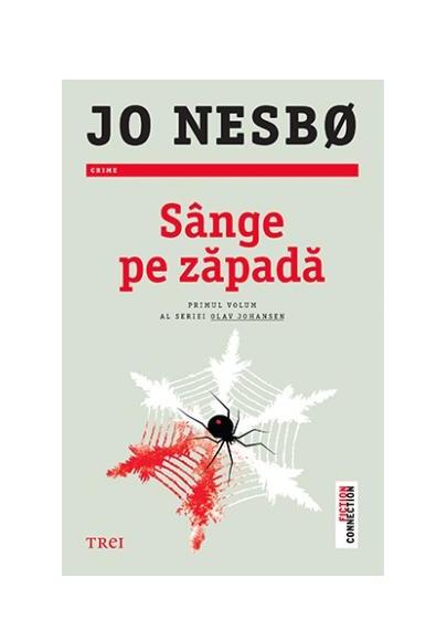 Imagine Sange Pe Zapada - Jo Nesbo
