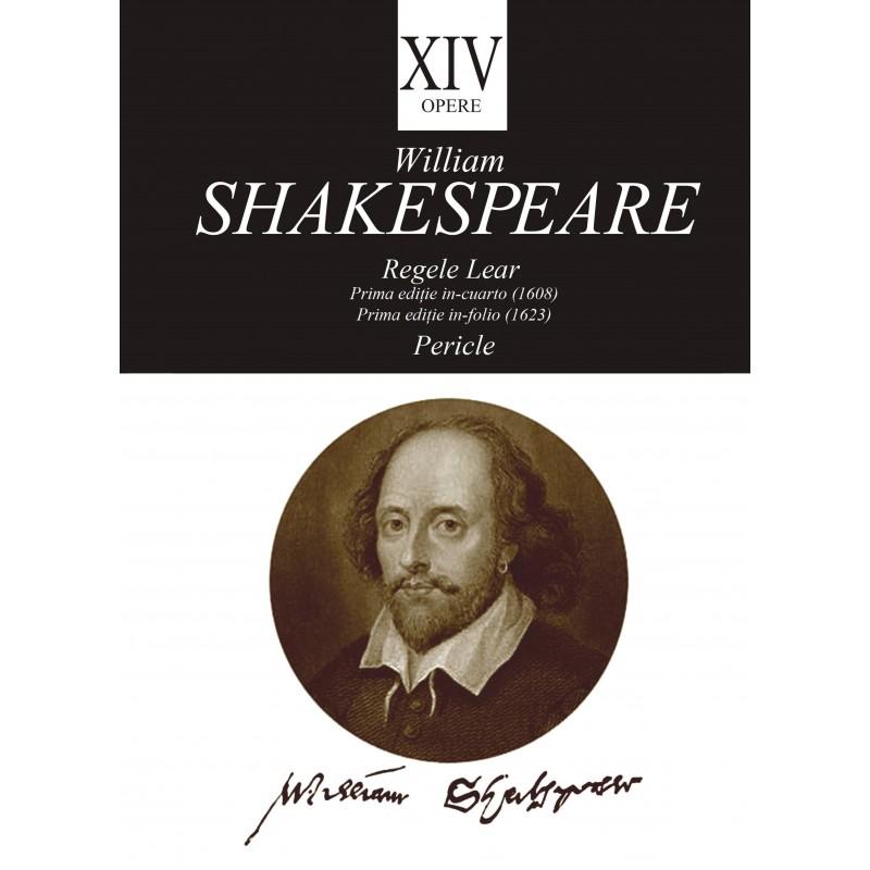 Opere XIV. Regele Lear. Pericle thumbnail