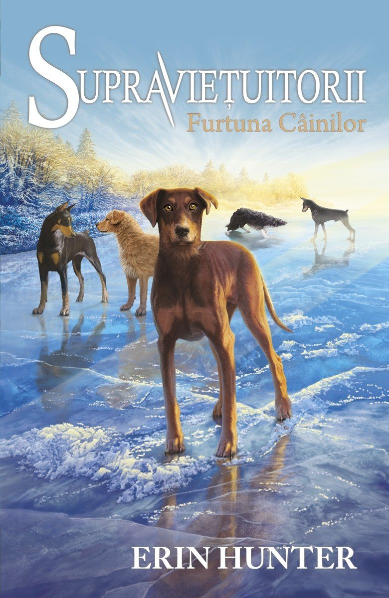 Imagine Supravietuitorii - Erin Hunter