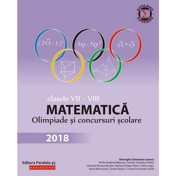 Matematica - Clasele 7-8