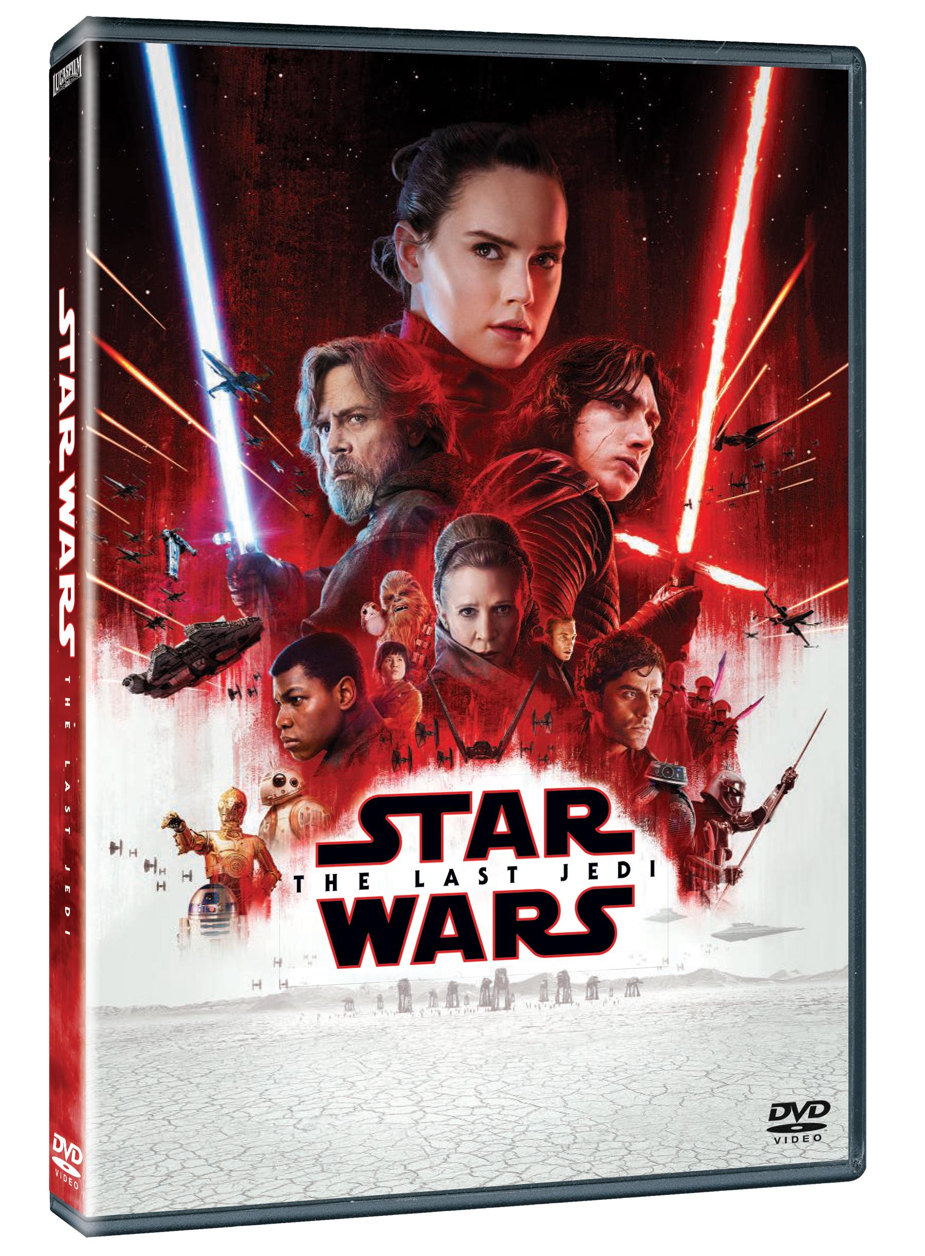 Star Wars: Ultimul Jedi / Star Wars: The Last Jedi